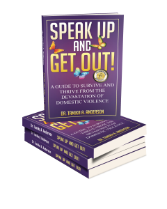Speak Up and Get Out Book